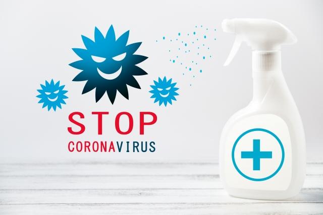 新型コロナウイルスの画像イメージ