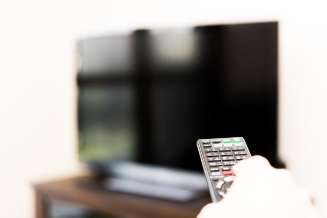 テレビの画像イメージ